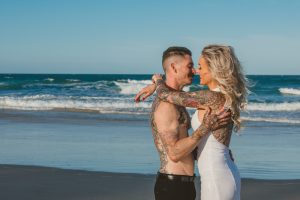 Katie & Raphael- Married xx North Burleigh beach elopement xx  54