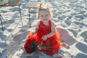 Katie & Raphael- Married xx North Burleigh beach elopement xx  64