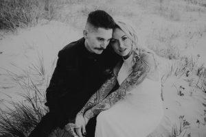 Katie & Raphael- Married xx North Burleigh beach elopement xx  71