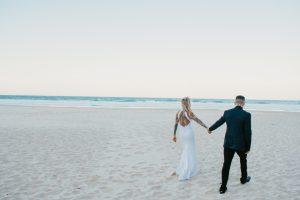 Katie & Raphael- Married xx North Burleigh beach elopement xx  76
