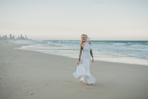 Katie & Raphael- Married xx North Burleigh beach elopement xx  78