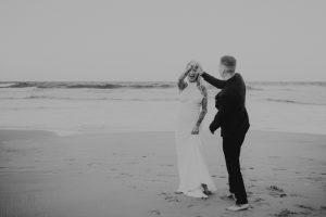 Katie & Raphael- Married xx North Burleigh beach elopement xx  82
