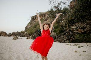 Katie & Raphael- Married xx North Burleigh beach elopement xx  86