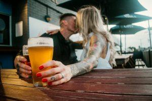 Katie & Raphael- Married xx North Burleigh beach elopement xx  89