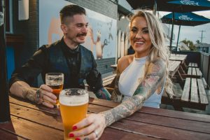 Katie & Raphael- Married xx North Burleigh beach elopement xx  90