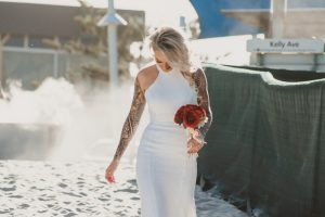 Katie & Raphael- Married xx North Burleigh beach elopement xx  103