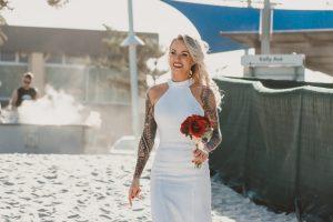 Katie & Raphael- Married xx North Burleigh beach elopement xx  104
