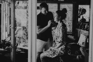 Lisa & Justin- married xx Sol Gardens, Currumbin Valley  63