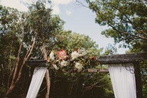 Lisa & Justin- married xx Sol Gardens, Currumbin Valley  85