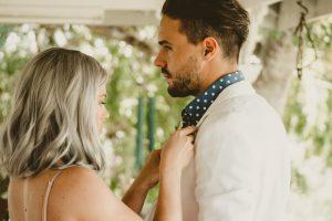 Lisa & Justin- married xx Sol Gardens, Currumbin Valley  130