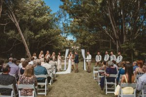 Lisa & Justin- married xx Sol Gardens, Currumbin Valley  89