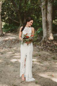 Lisa & Justin- married xx Sol Gardens, Currumbin Valley  93