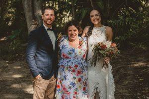 Lisa & Justin- married xx Sol Gardens, Currumbin Valley  94