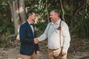 Lisa & Justin- married xx Sol Gardens, Currumbin Valley  95