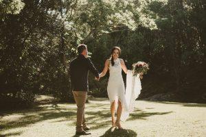 Lisa & Justin- married xx Sol Gardens, Currumbin Valley  100