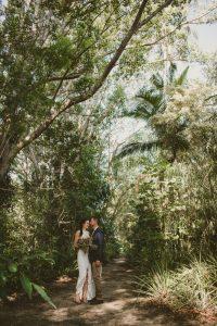 Lisa & Justin- married xx Sol Gardens, Currumbin Valley  103