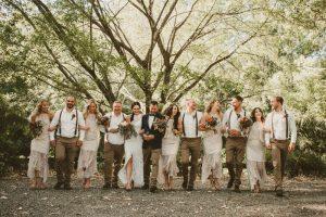 Lisa & Justin- married xx Sol Gardens, Currumbin Valley  109