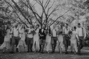 Lisa & Justin- married xx Sol Gardens, Currumbin Valley  111