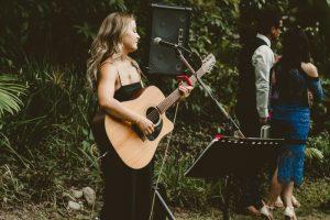 Lisa & Justin- married xx Sol Gardens, Currumbin Valley  260