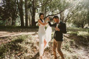 Lisa & Justin- married xx Sol Gardens, Currumbin Valley  113
