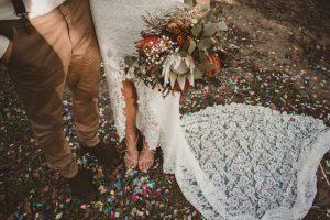 Lisa & Justin- married xx Sol Gardens, Currumbin Valley  125