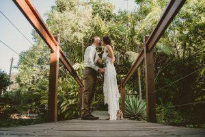 Lisa & Justin- married xx Sol Gardens, Currumbin Valley  129