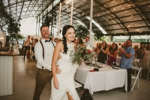 Lisa & Justin- married xx Sol Gardens, Currumbin Valley  139
