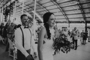 Lisa & Justin- married xx Sol Gardens, Currumbin Valley  143