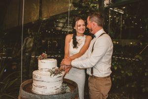 Lisa & Justin- married xx Sol Gardens, Currumbin Valley  147