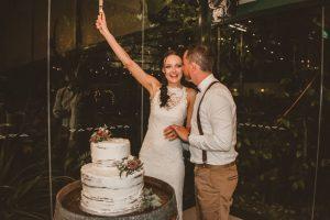 Lisa & Justin- married xx Sol Gardens, Currumbin Valley  149