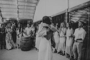 Lisa & Justin- married xx Sol Gardens, Currumbin Valley  157