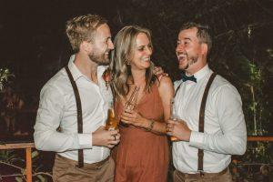 Lisa & Justin- married xx Sol Gardens, Currumbin Valley  160