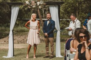 Lisa & Justin- married xx Sol Gardens, Currumbin Valley  191