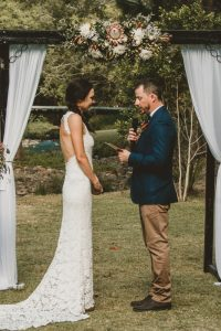 Lisa & Justin- married xx Sol Gardens, Currumbin Valley  201