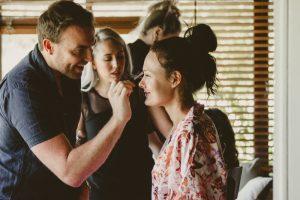 Lisa & Justin- married xx Sol Gardens, Currumbin Valley  249