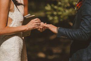 Lisa & Justin- married xx Sol Gardens, Currumbin Valley  285