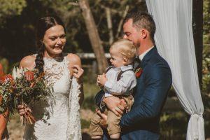 Lisa & Justin- married xx Sol Gardens, Currumbin Valley  288