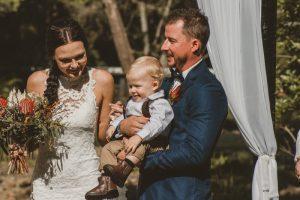 Lisa & Justin- married xx Sol Gardens, Currumbin Valley  289