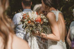Lisa & Justin- married xx Sol Gardens, Currumbin Valley  291