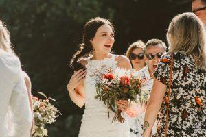 Lisa & Justin- married xx Sol Gardens, Currumbin Valley  292
