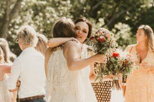 Lisa & Justin- married xx Sol Gardens, Currumbin Valley  1