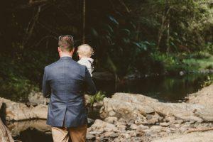Lisa & Justin- married xx Sol Gardens, Currumbin Valley  2