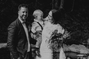 Lisa & Justin- married xx Sol Gardens, Currumbin Valley  4