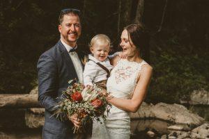 Lisa & Justin- married xx Sol Gardens, Currumbin Valley  5