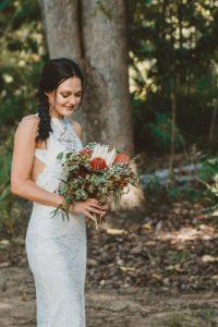 Lisa & Justin- married xx Sol Gardens, Currumbin Valley  7
