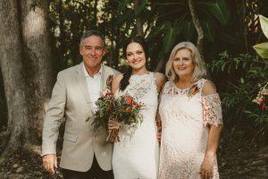 Lisa & Justin- married xx Sol Gardens, Currumbin Valley  9