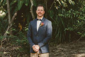 Lisa & Justin- married xx Sol Gardens, Currumbin Valley  227