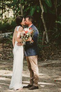 Lisa & Justin- married xx Sol Gardens, Currumbin Valley  11