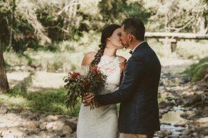 Lisa & Justin- married xx Sol Gardens, Currumbin Valley  14