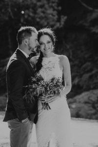 Lisa & Justin- married xx Sol Gardens, Currumbin Valley  17